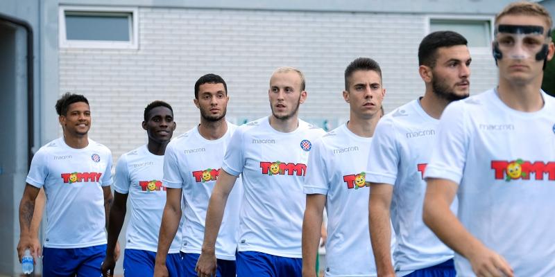 Posljednji test u Sloveniji: Hajduk danas igra protiv Zarje