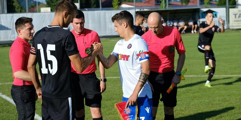 Hajduk remizirao sa Zarjom u posljednjoj utakmici u Sloveniji