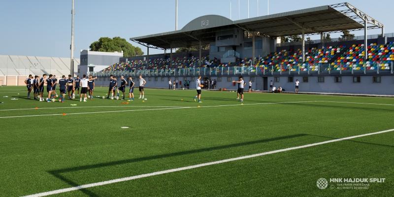 Hajdukovci odradili posljednji trening uoči početka nove sezone