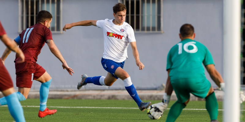 Ivan Dolček: I'm happy that I scored in my debut, it's for my father and grandfather