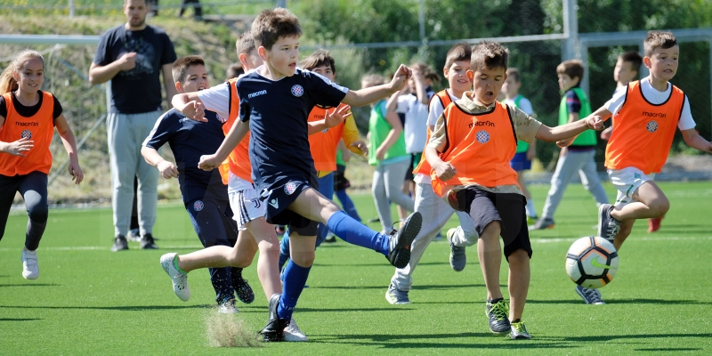 HNK Hajduk Split Summer Football School starts on Monday