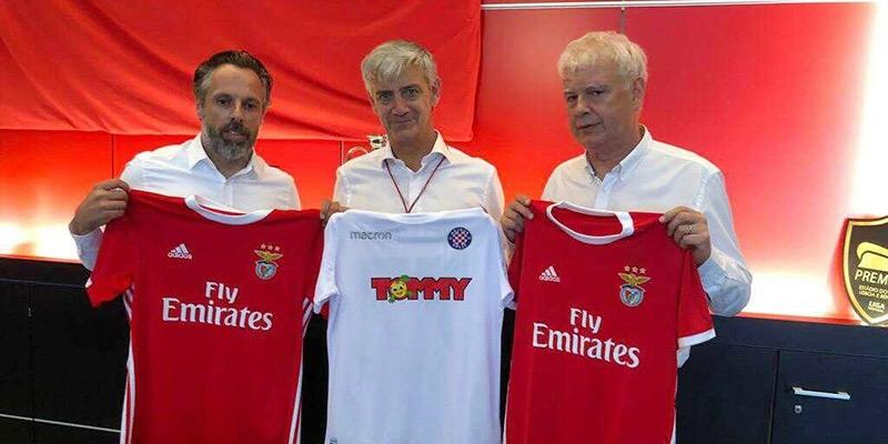 U Lisabonu održan sastanak čelnika Benfice i Hajduka