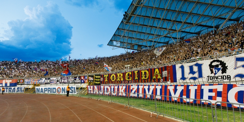 Hajduk - Istra 1961 tickets on sale