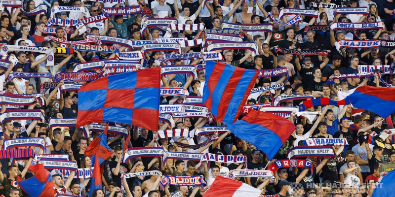 Poljudska premijera: Hajduk protiv Gzire United večeras od 20 sati!