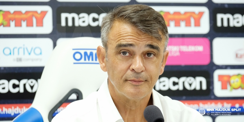 Coach Burić after a victory: Congratulations to my players, we felt real support during the game