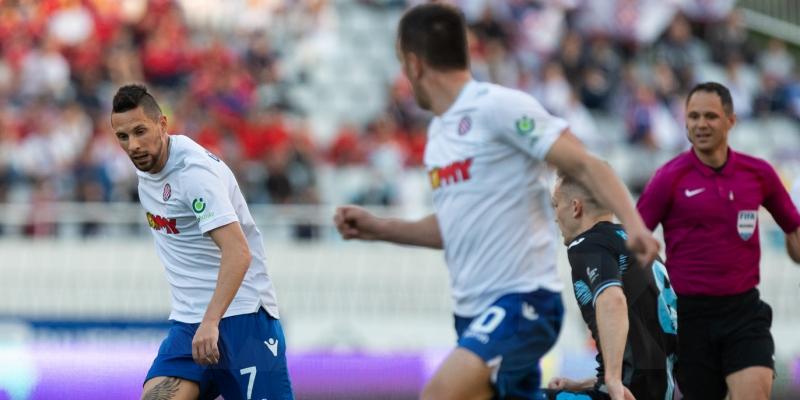 Franu Joviću dodijeljen sraz Varaždina i Hajduka
