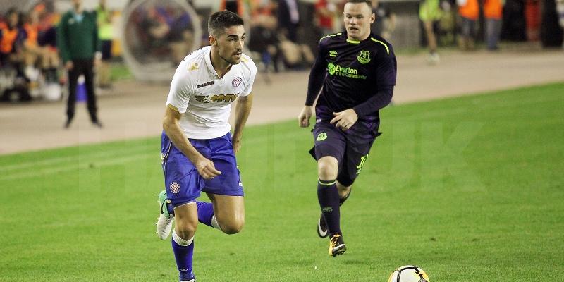 Borja López od danas više nije igrač Hajduka
