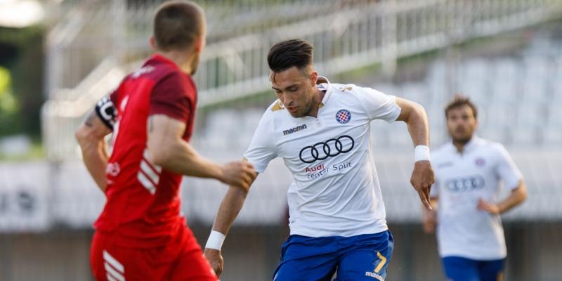 Hajduk II u Zmijavcima bolji od Solina