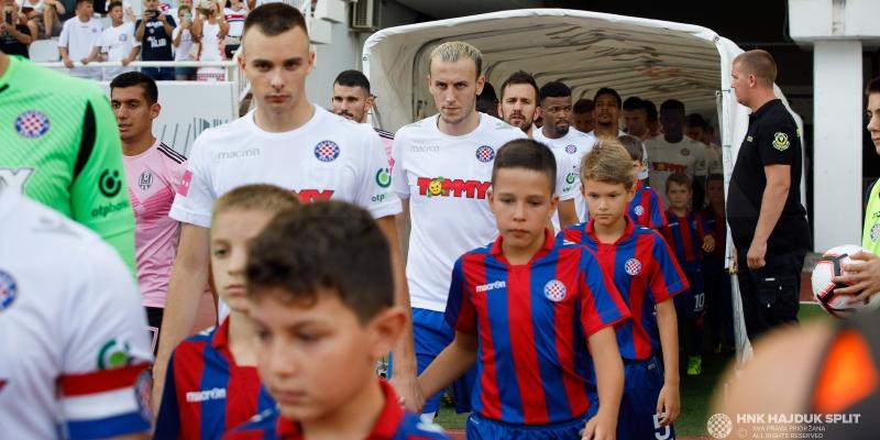 Hajduk's fixtures until the international break