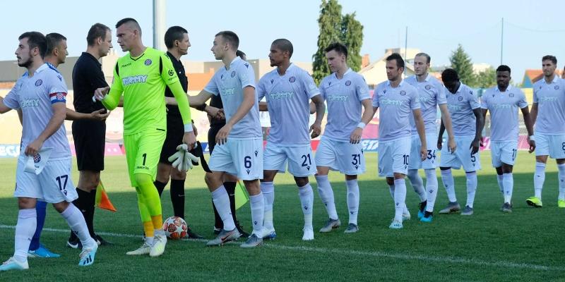 Slaven Belupo - Hajduk 2:1