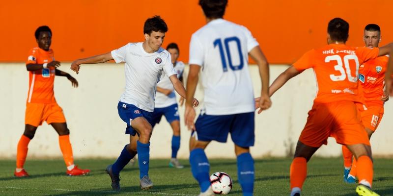 Hajduk II na startu prvenstva poražen u Šibeniku