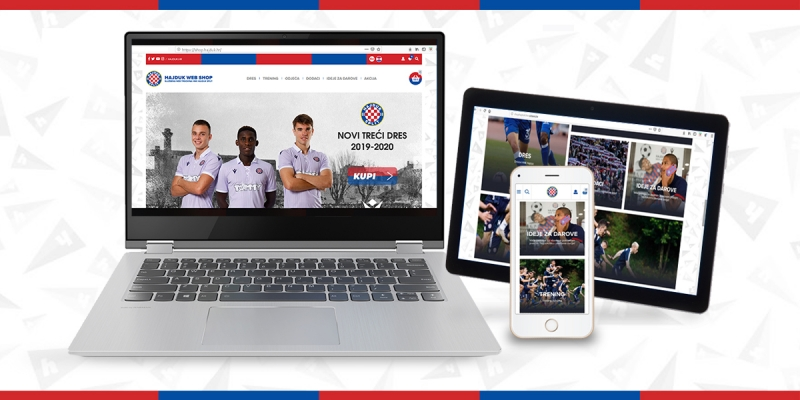 Check out our new official webshop platform!