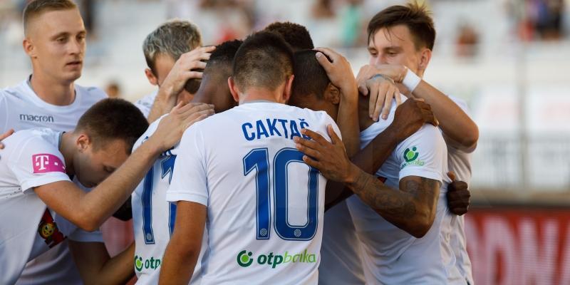 Gostovanje u Gradskom vrtu: Hajduk protiv Osijeka danas od 20 sati