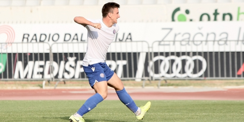 VIDEO : Hajduk II - Kustošija 4:0