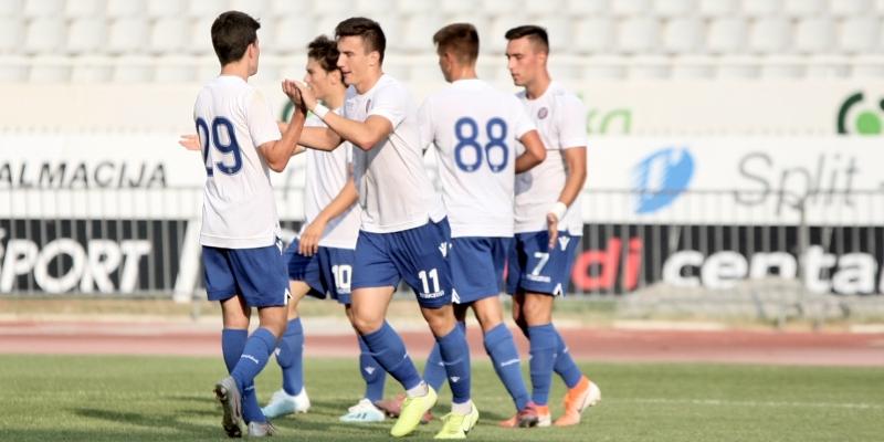 Hajduk II - Kustošija 4:0