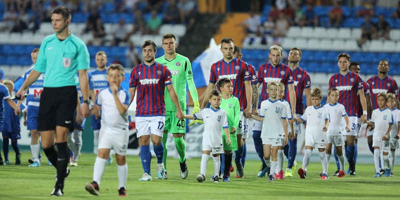 Osijek - Hajduk 1:0