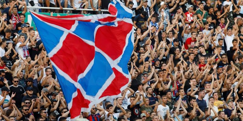 Rasprodana sjeverna tribina za derbi Hajduk - Dinamo