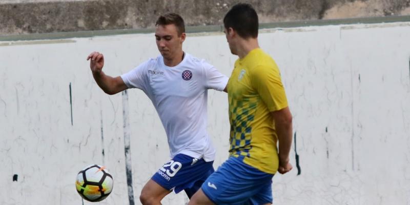 Hat-trick Čuića u uvjerljivoj pobjedi juniora u Zagrebu!