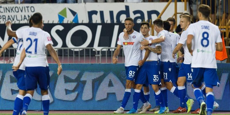 Raspored Hajdukovih utakmica u mjesecu rujnu