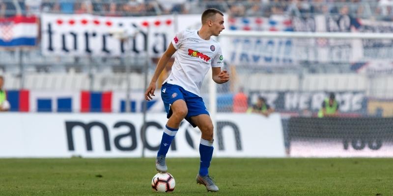 Nejašmić i Dolček nastupili u pobjedi U-21 reprezentacije