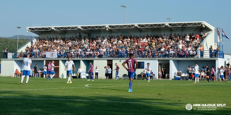 Prijateljska utakmica: OSK - Hajduk 0:5