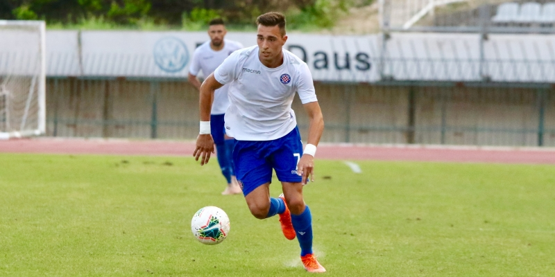 Kreković strijelac u remiju U-20 reprezentacije Hrvatske