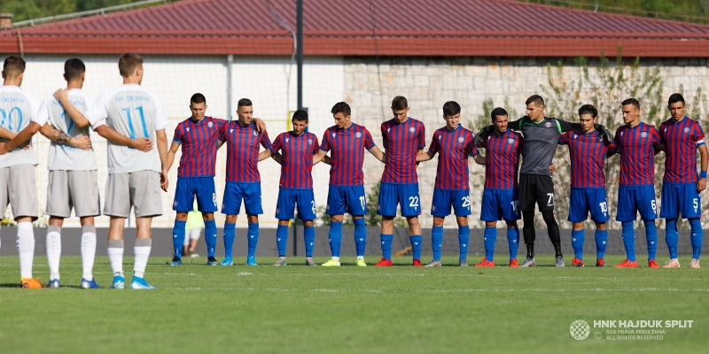 Hajduk II gostuje kod Dubrave Tim Kabel