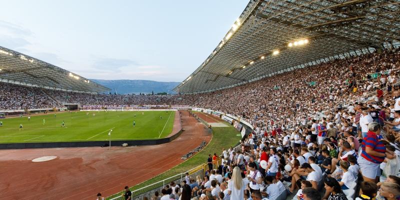 Svi na Poljud: Hajduk danas od 16.30 sati igra protiv Intera iz Zaprešića!