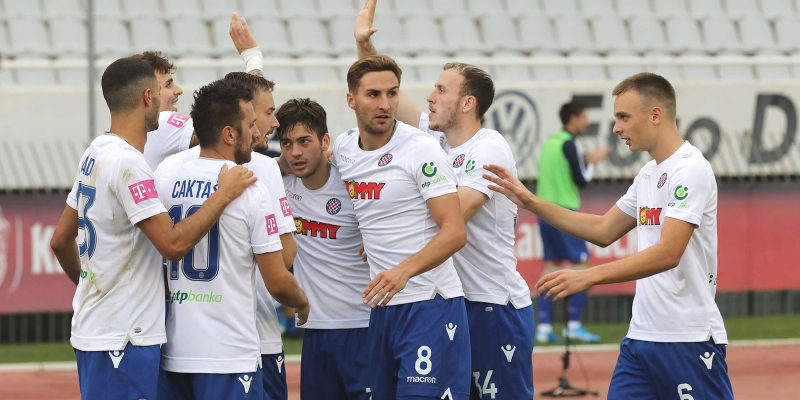 Hajduk - Inter Zaprešić 3:1