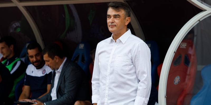 Coach Burić's post match press conference