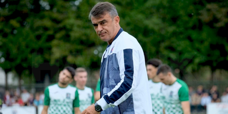 Coach Burić: I'm not satisfied but we learned a lot from this game