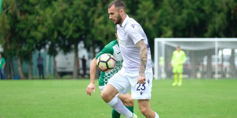 Kalikov prvijenac za Hajduk: Sretan sam zbog gola i prolaska dalje