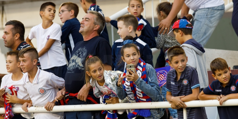 Hajduk fixtures by the round 15 now confirmed
