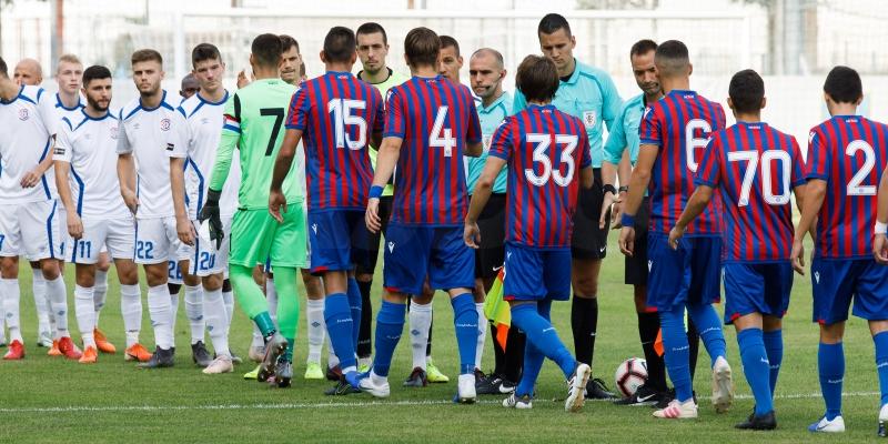 Hajduk II u subotu na Poljudu igra protiv Rudeša