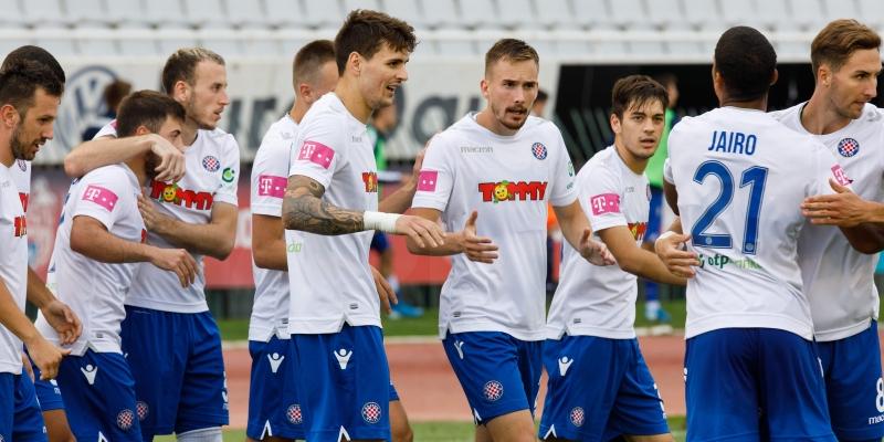CIES: Hajduk lider HT Prve lige s najmlađom momčadi