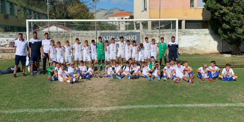 Mlađi pioniri i početnici osvojili turnir u Opuzenu