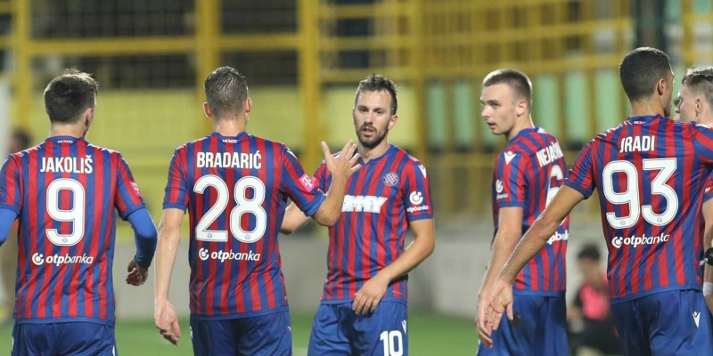 Pula: Istra 1961 - Hajduk 1:1