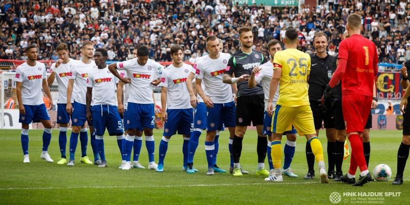 Hajduk - Varaždin date and kick-off changed