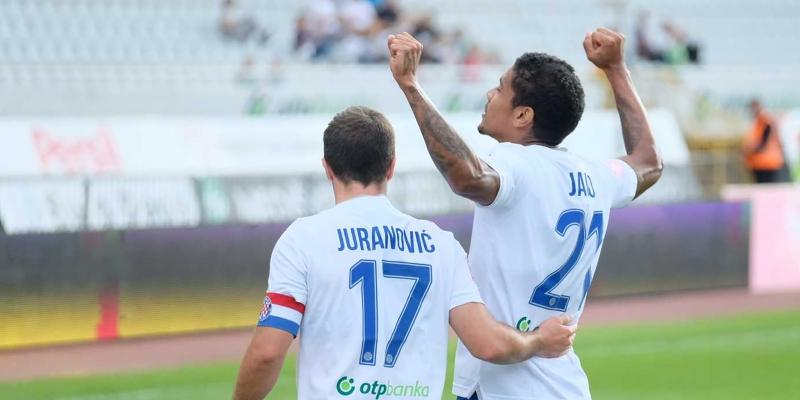 Stopostotan učinak na Poljudu: Hajduk slavio protiv Varaždina
