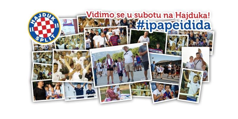 I pape i dida u subotu na Hajduka!