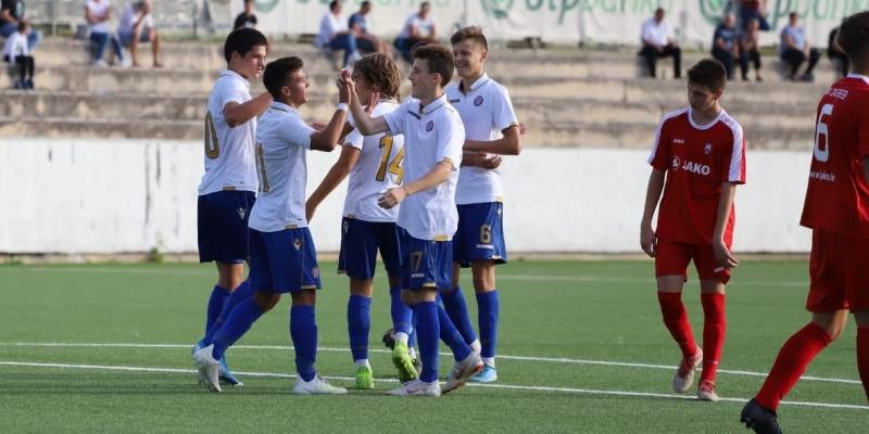 Ćubelić i Petrović strijelci u pobjedi U-17 reprezentacije