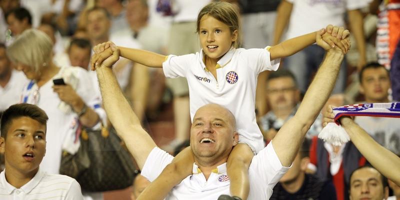 I pape i dida: Vidimo se danas na Hajduka!