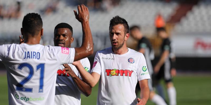 Hajduk - Slaven Belupo 2:0