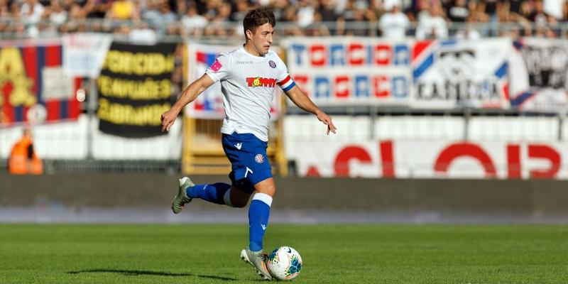 Kapetan Juranović nakon pogotka: Oni su slavili, a ja sam zabio gol