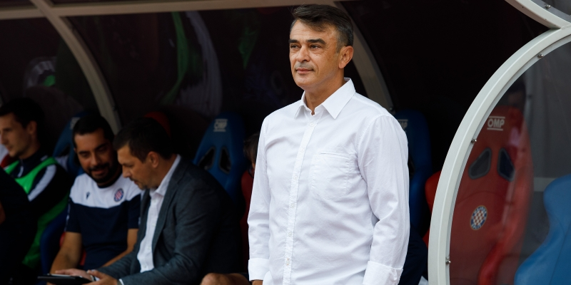 Burić's record: Seven consecutive home wins, only one conceded goal