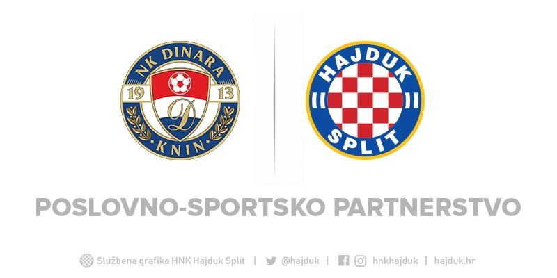 Hajduk i Dinara potpisali ugovor o poslovno-sportskoj suradnji