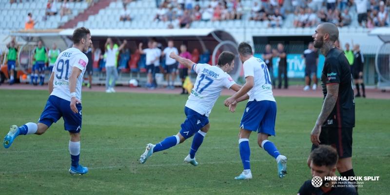 Osmina finala Hrvatskog kupa: Hajduk danas u gostima protiv Gorice