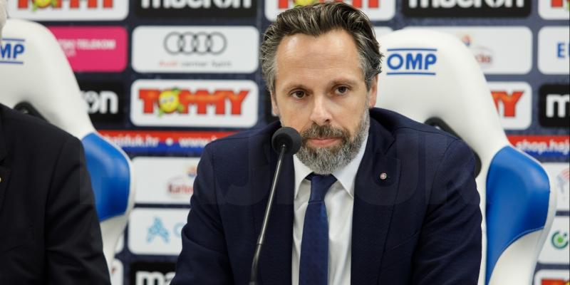 Lukša Jakobušić podnio ostavku na mjesto dopredsjednika HNK Hajduk