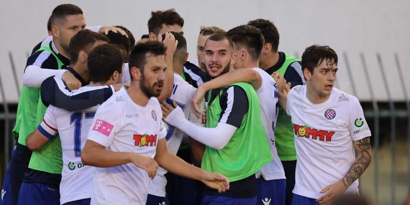 Split: Hajduk - Osijek 3:2