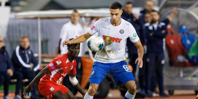 Jradi played full time in Lebanon's draw
